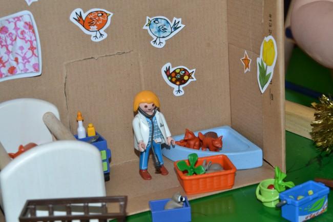 Playmobil Vet House