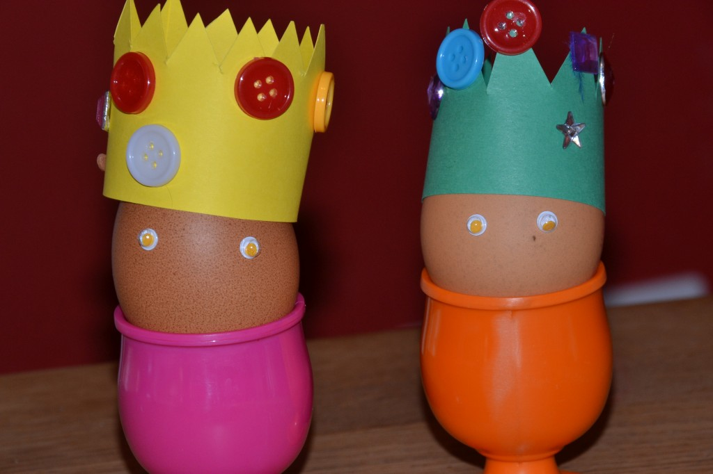 easter egg hats
