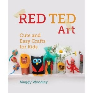 Red Ted Art the book