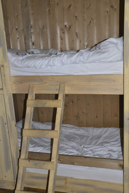 Feather Down Farm bunk beds