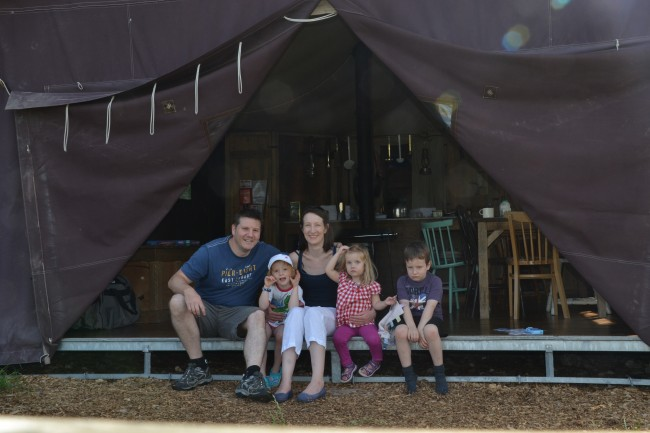 Feather Down Farm – The Tent