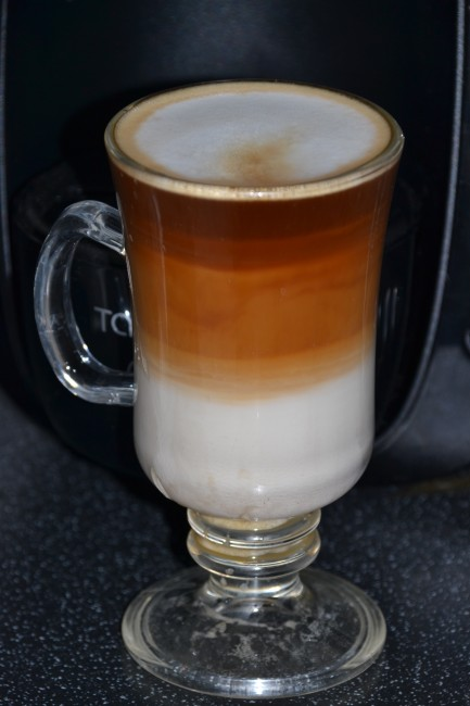 Tassimo Caramel Latte