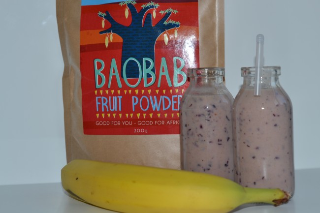 How to make a Baobab Smoothie