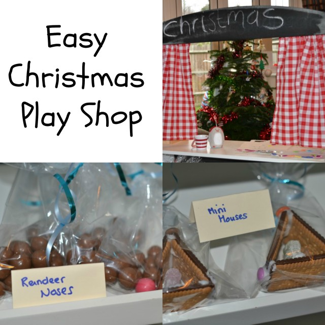 Christmas Play Shop