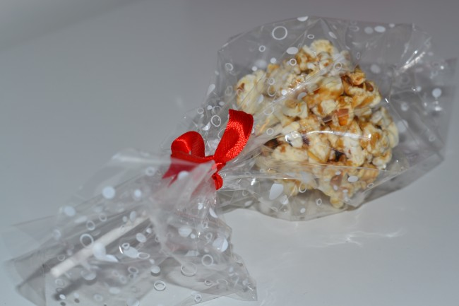 Cinnamon Popcorn sticks