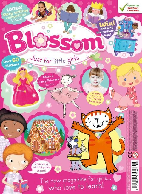 Blossom-Cover