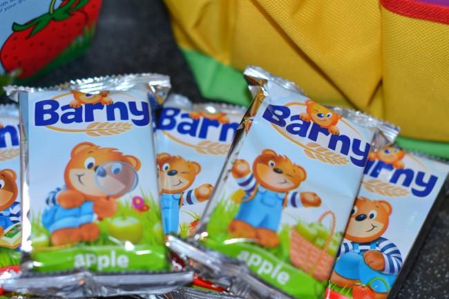 Barny Bear