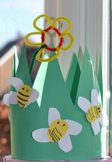 Bee Crown