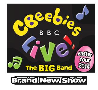 CBeebies Live! The BIG Bang
