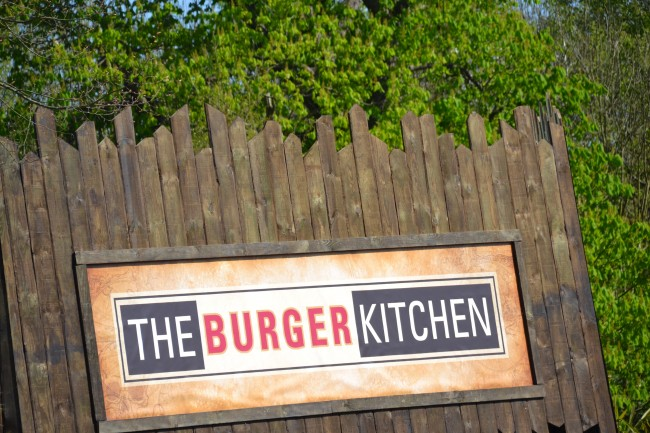 Burger Kitchen - Legoland