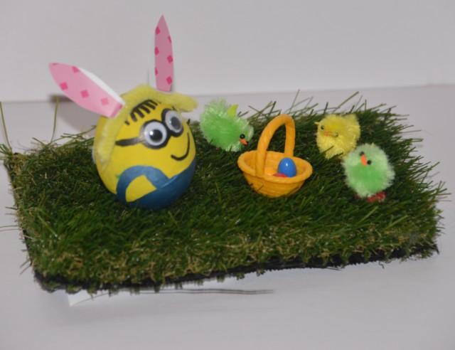 Minion Egg