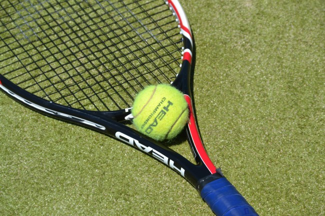 Mark Warner Tennis