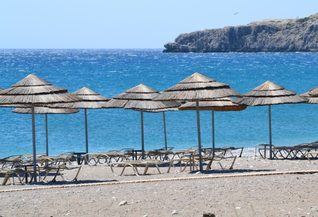 Levante beach