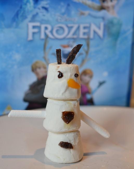 Make an Olaf