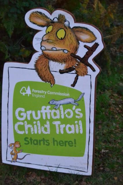 Gruffalo's child Trail