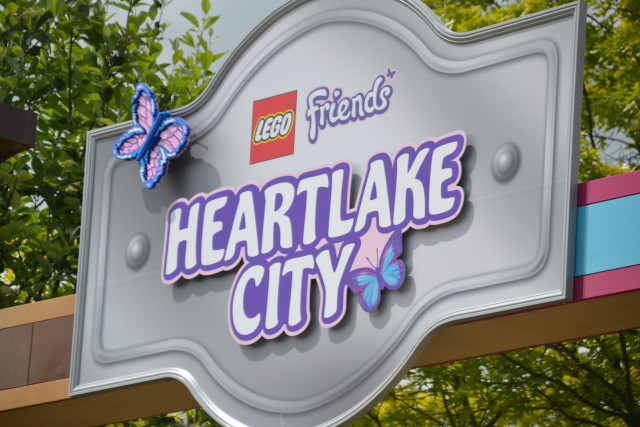 Heartlake City at LEGOLAND