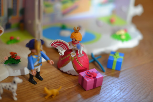 Playmobil Take Along Princess Birthday Set