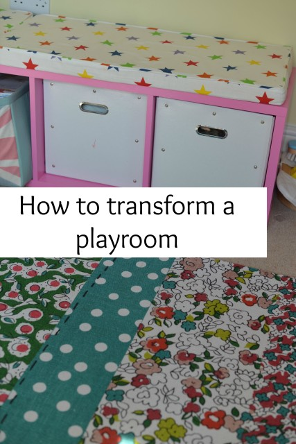 How to transform a playroom