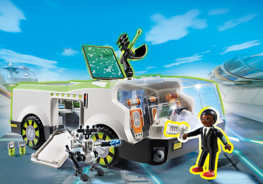 Playmobil Super 4 Toys and a Treasure Hunt