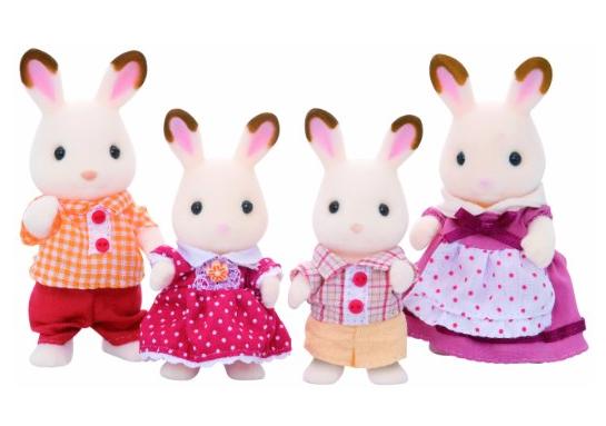 Sylvania families rabbits