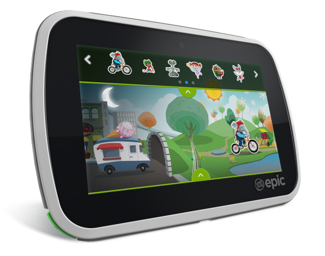Review – LeapFrog Epic