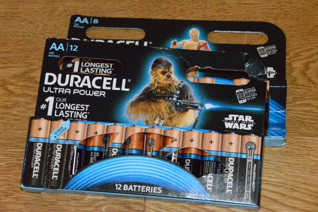 Star Wars Batteries