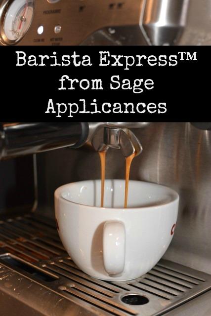 Barista-Express-Sage