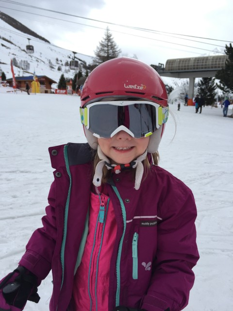 Family Skiing with Madame Vacances