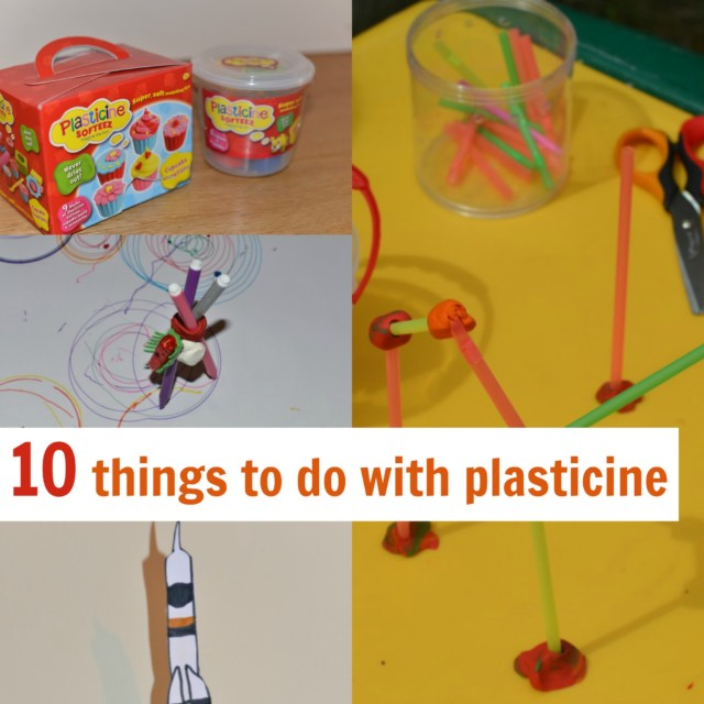 Things to do with plasticine