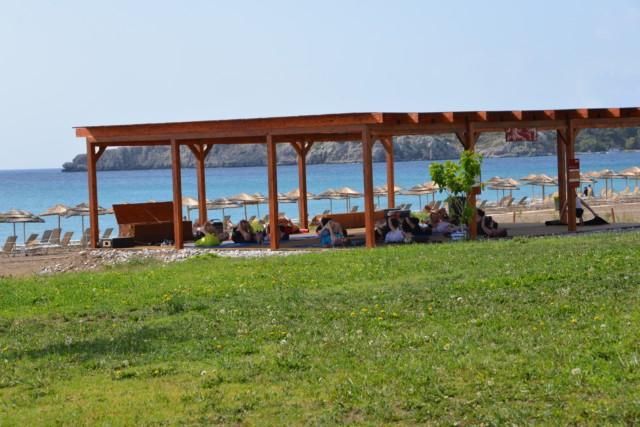 Yoga area Levante