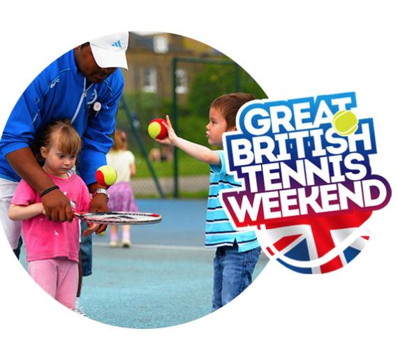 Great British Tennis Week