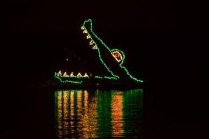 Disneys Electrical Water Parade