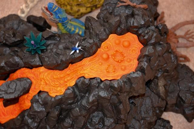 Schleich Giant Volcano Set