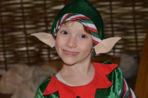 elf costume