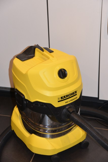 Populair Karcher WD4 Premium - more than just a vacuum cleaner YV41