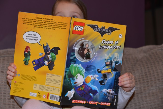 LEGO Batman Movie Books