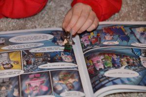 LEGO Batman Mini figures