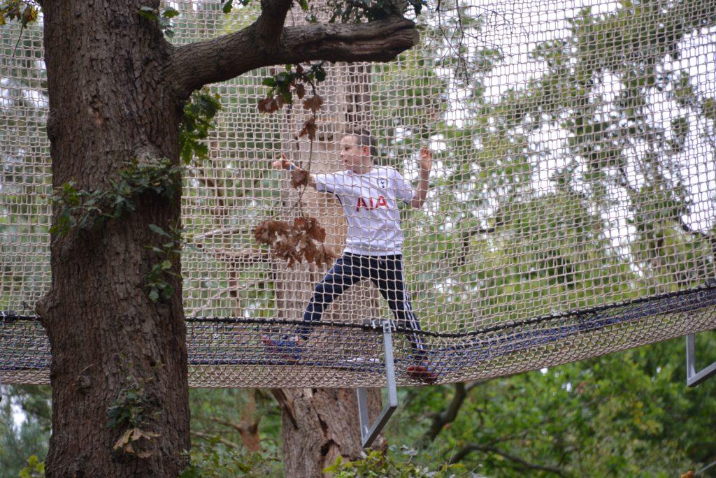 Nets Kingdom at Black Park
