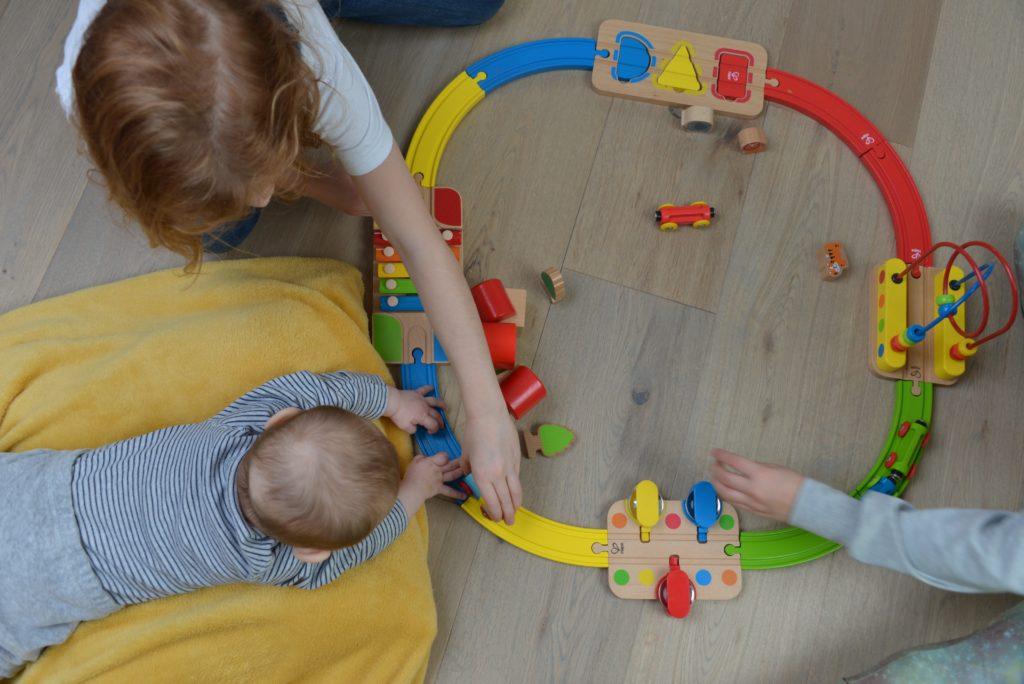Hape Railway