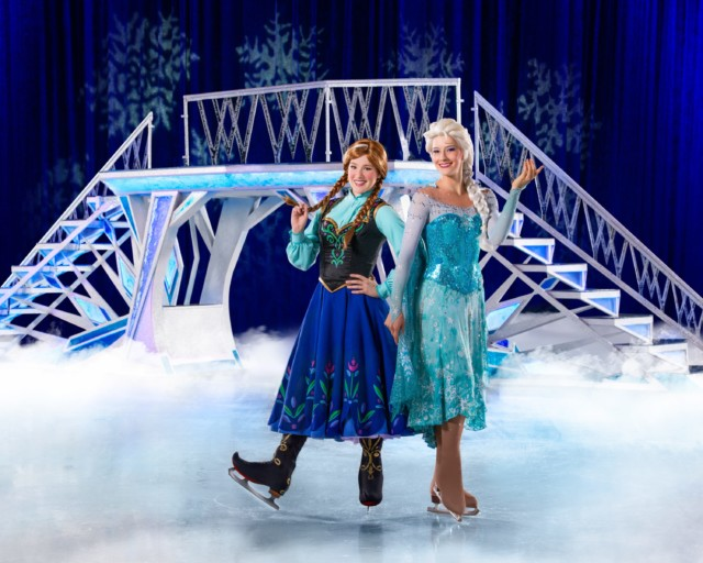Frozen at Disney on Ice