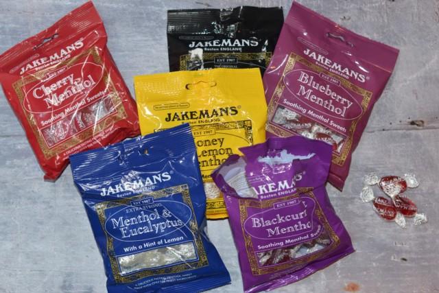 Jakemans Menthol Confectionary