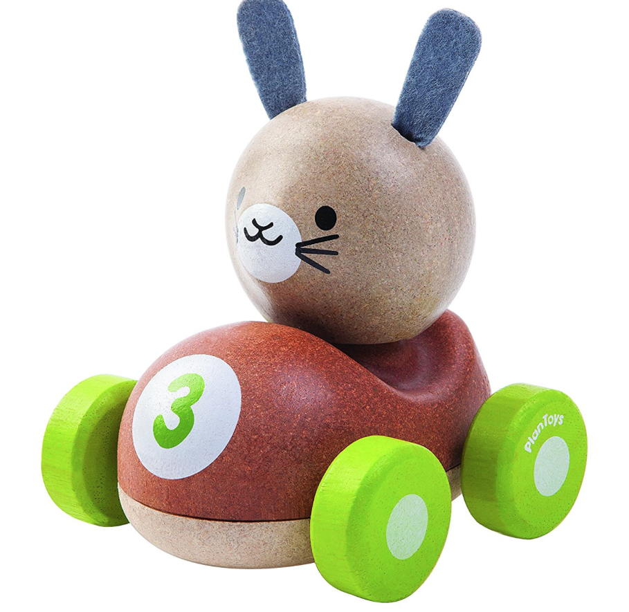 Plan Toy Rabbit Racer