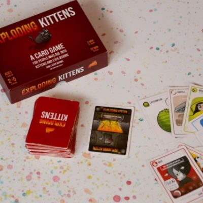 Great Family Card Games – Exploding Kittens