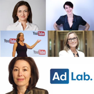 5 powerful women