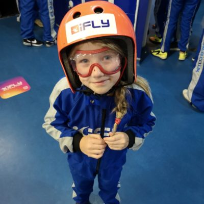 A Trip to iFLY Basingstoke