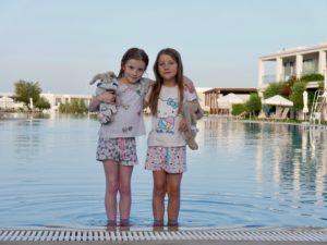 kids at Levante Beach