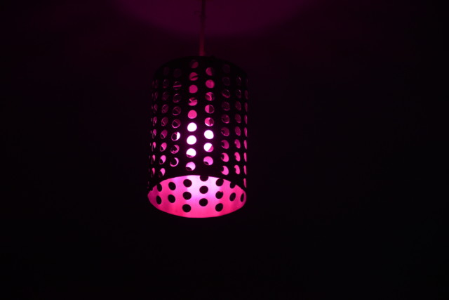 Hive colour changing lightbulb