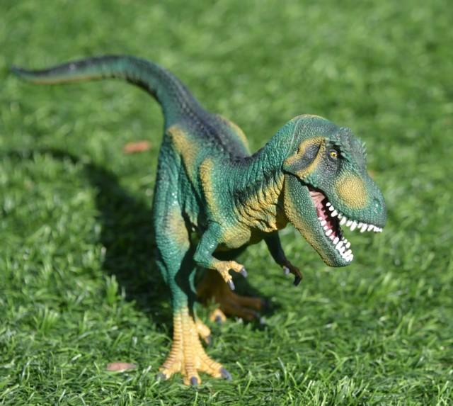Schleich dinosaur