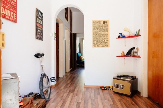 Organised Hallway