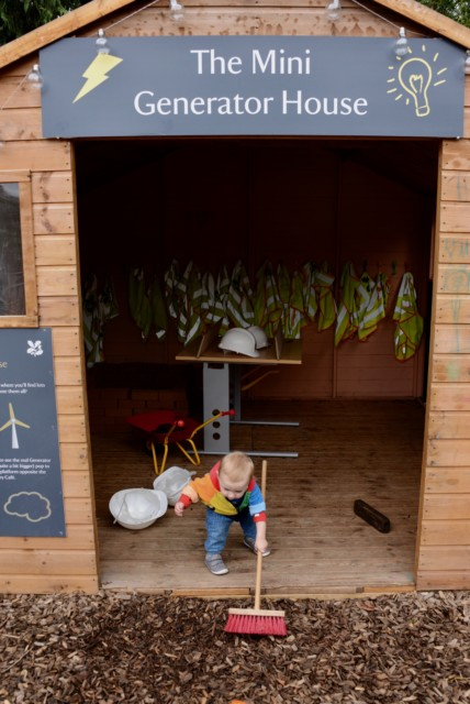 Cliveden mini play area
